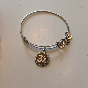 Alex and Ani zen bracelet